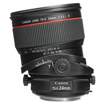 Tilt shift lens Canon TS-E 24mm f/3.5L
