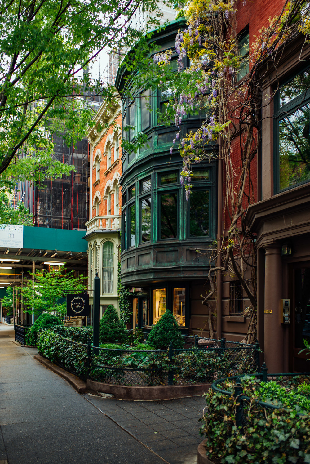 Upper East Side, Manhattan, New York.