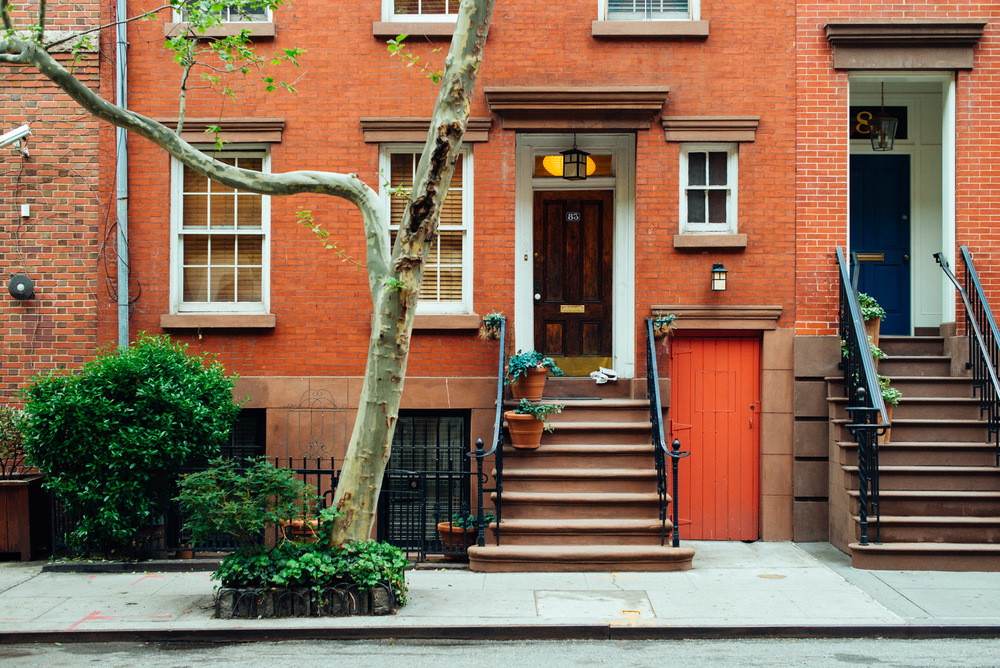 West Village, New York.