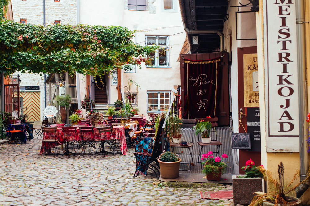 Pierre Chocolaterie, Tallinn Old Town