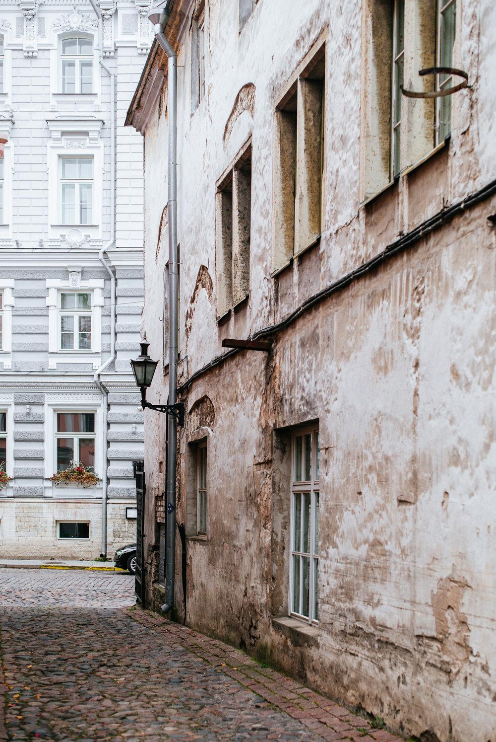 Katariina käik,Tallinn Old Town