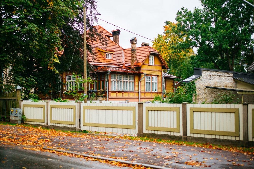 J. Poska Street, Kadriorg, Tallinn