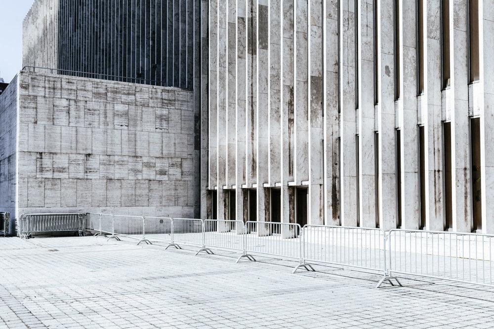 Lincoln Center, Manhattan.