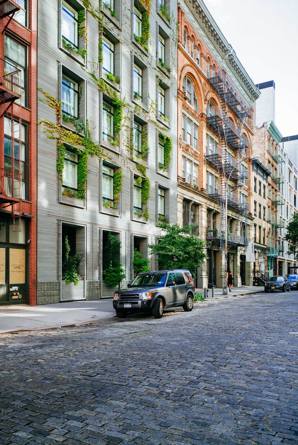 Bond Street, Manhattan.