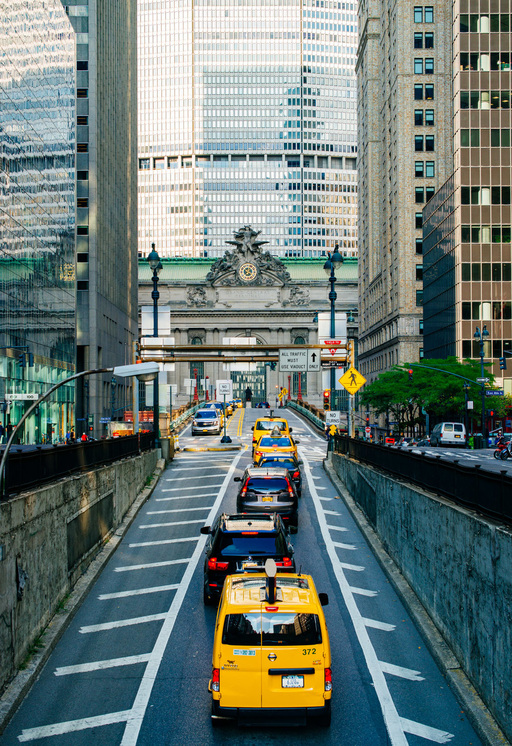 Grand Central Station, Manhattan.
