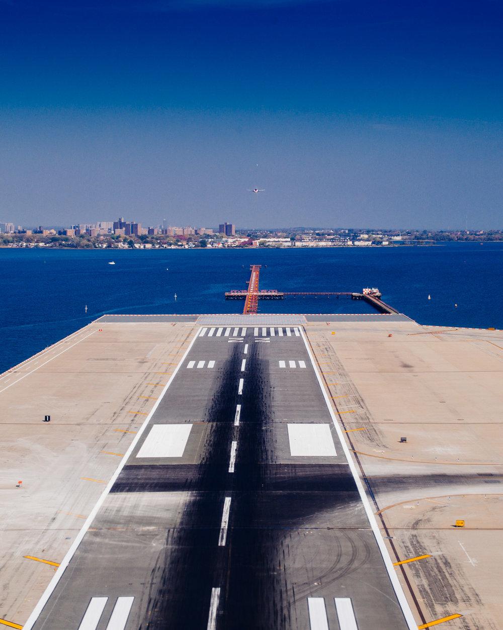 LaGuardia airport, Queens.