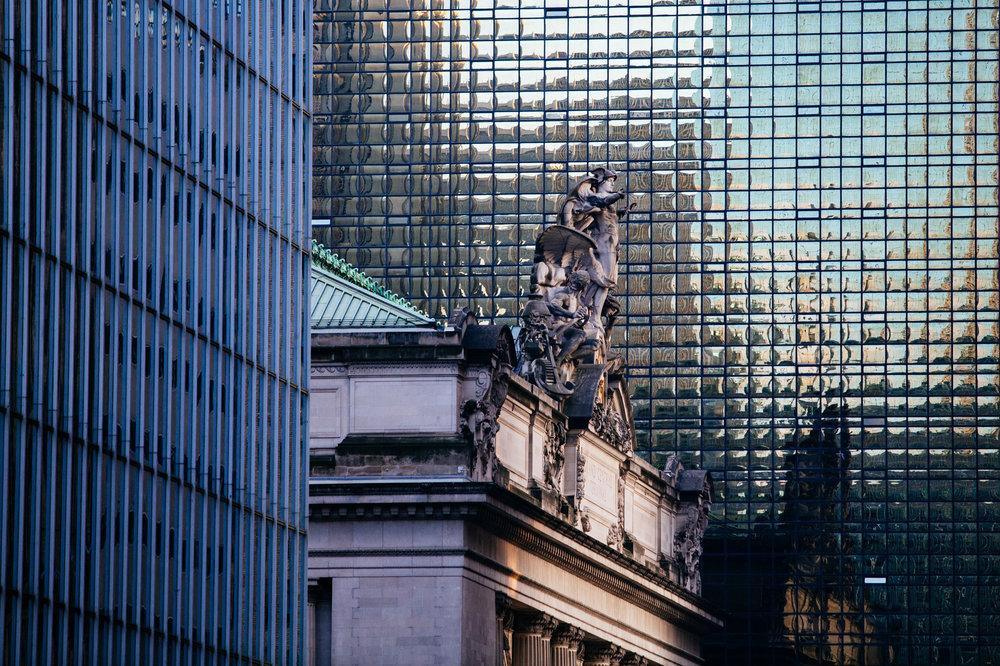 Grand Central,Midtown, Manhattan