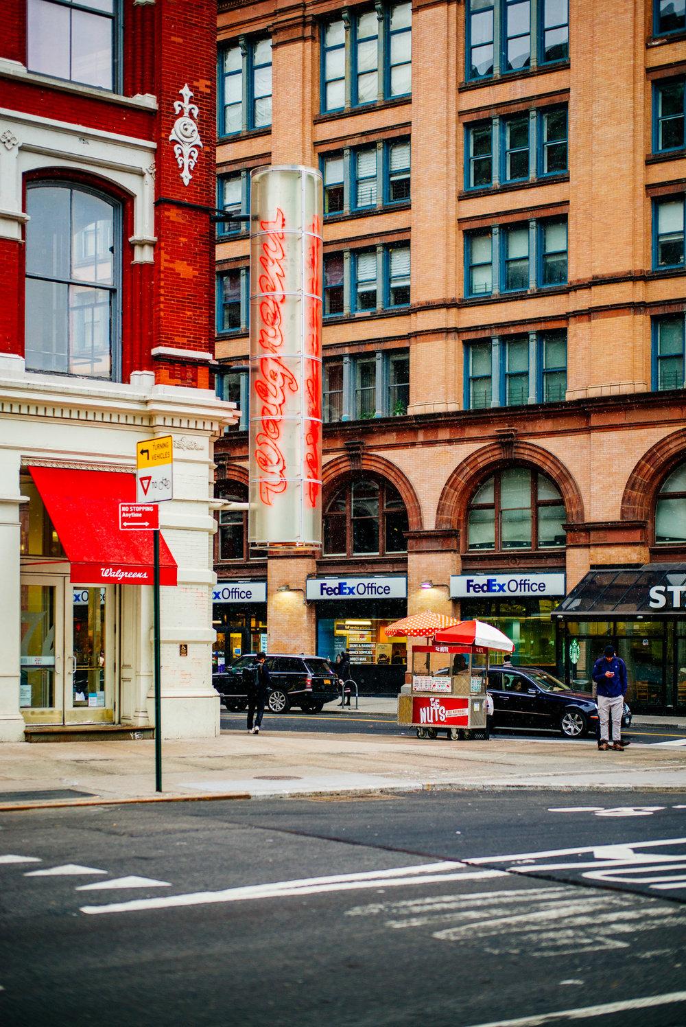 Around Astor Pl, Manhattan