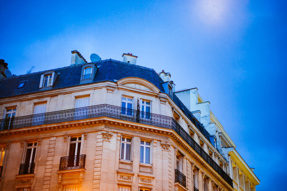 Around Chaillot neighbourhood