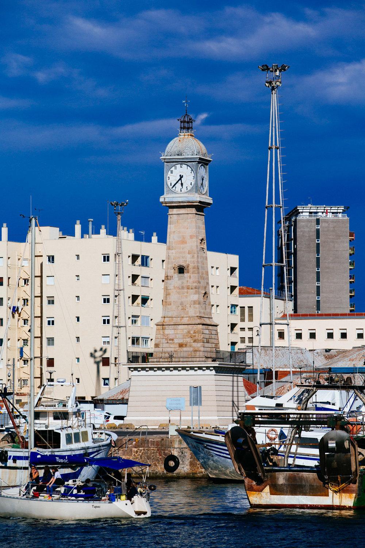 Torre del Rellotge Barceloneta