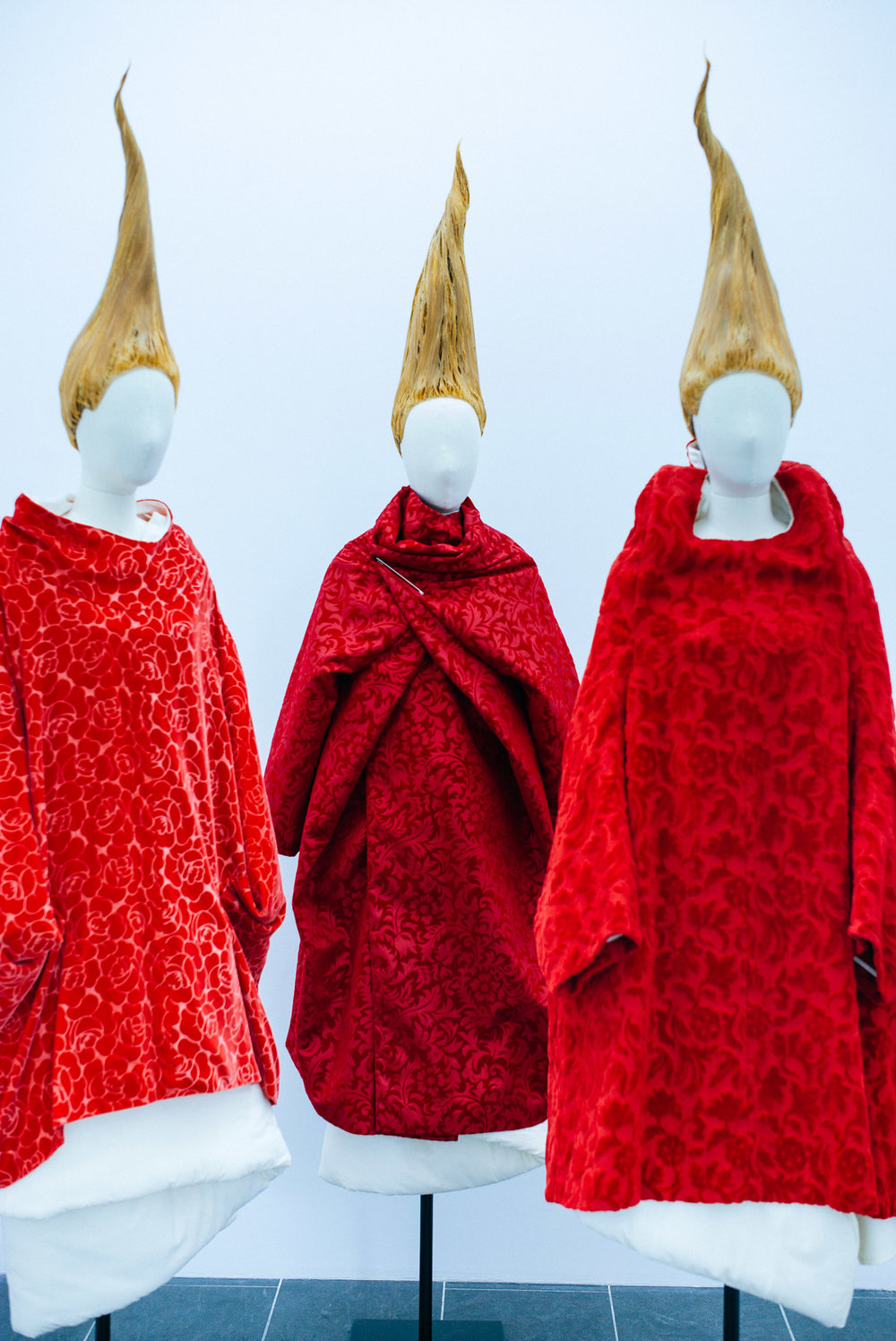 Rei Kawakubo / Comme des Garçons Art of the In-Between, at TheMet
