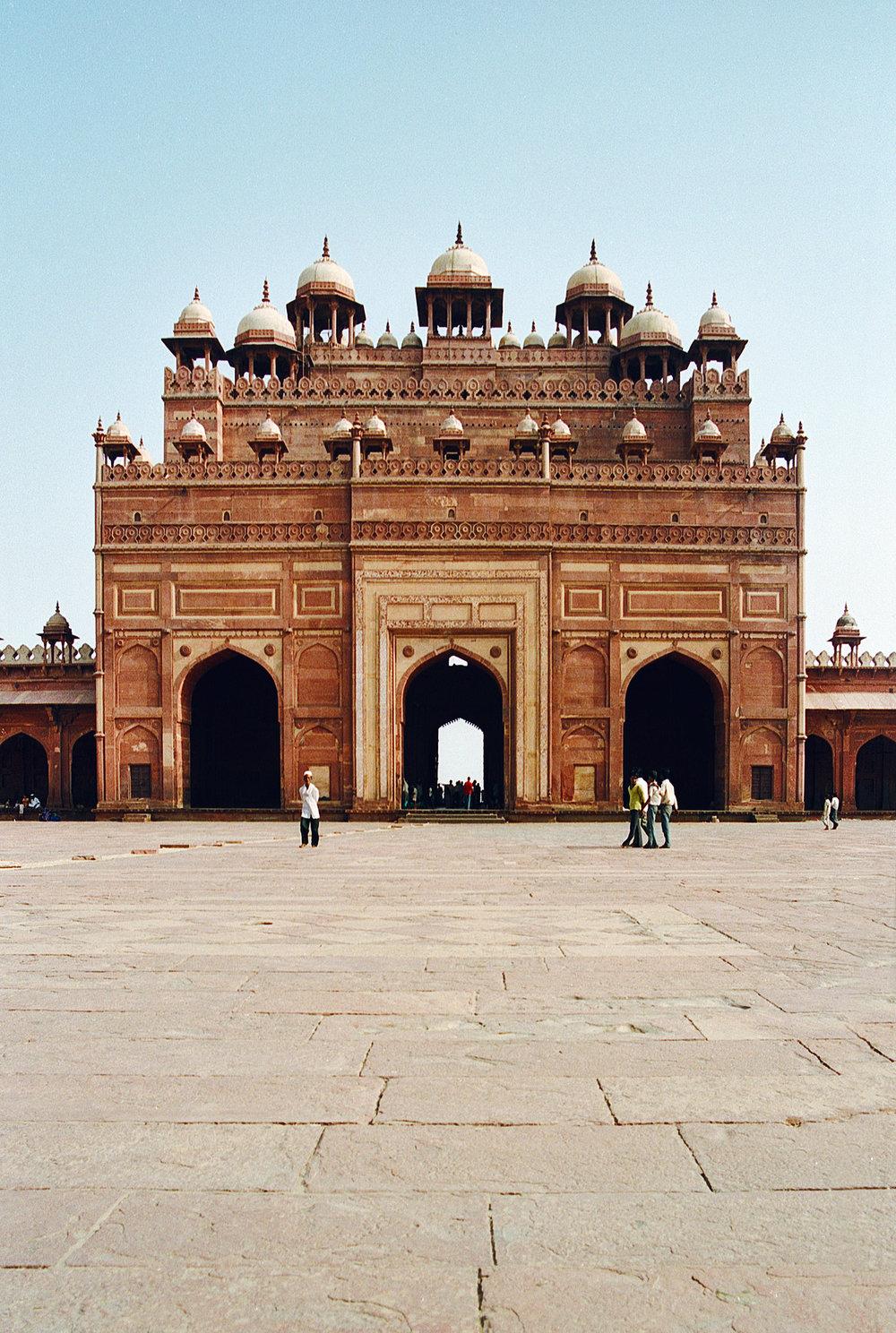 Buland Darwaza at Fatehpur Sikri