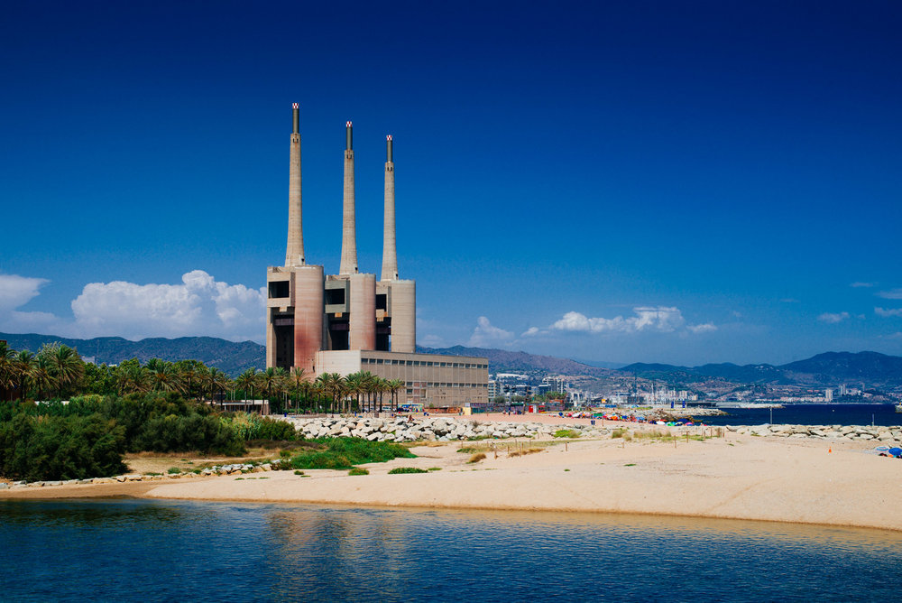 Central Power Station de Sant Adrià de Besòs