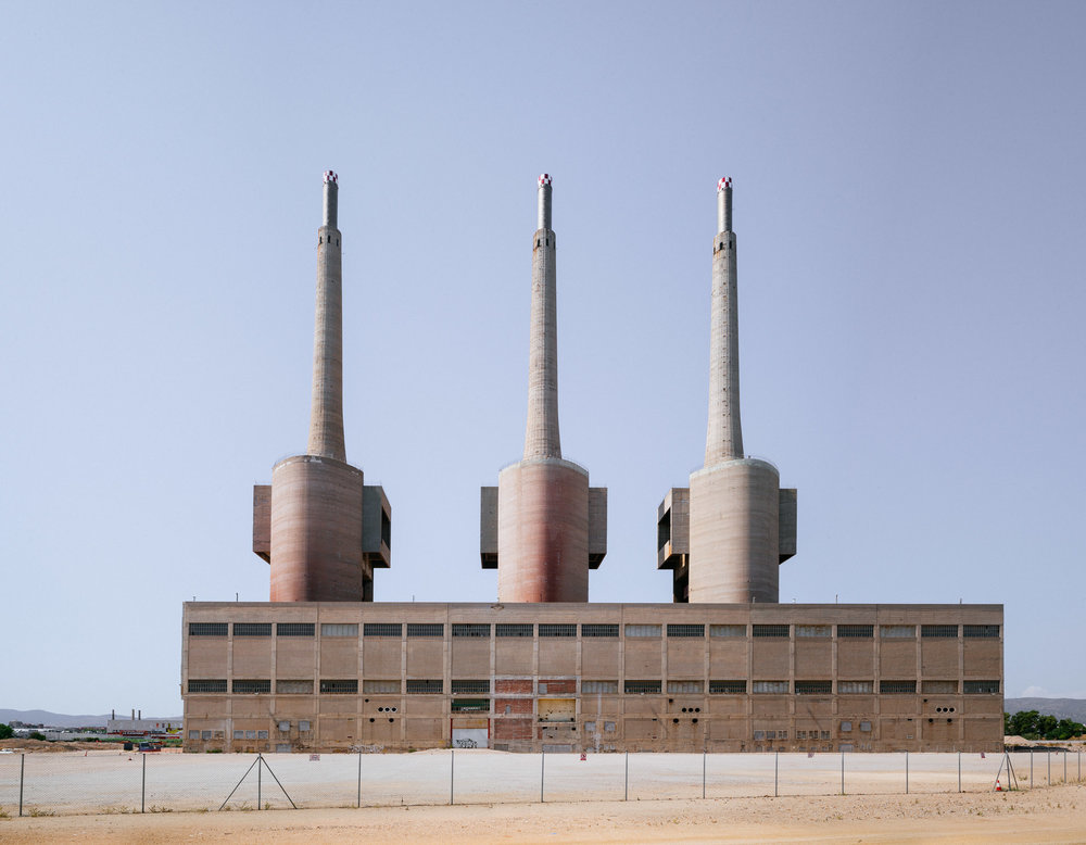 Sant Adrià de Besòs Central Power Station