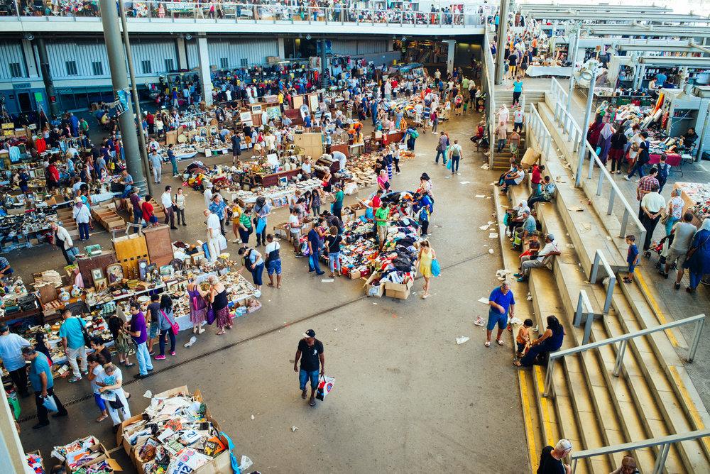 Mercat dels Encants flea market