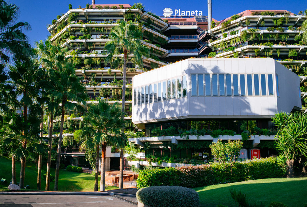 Grupo Planeta building on Diagonal