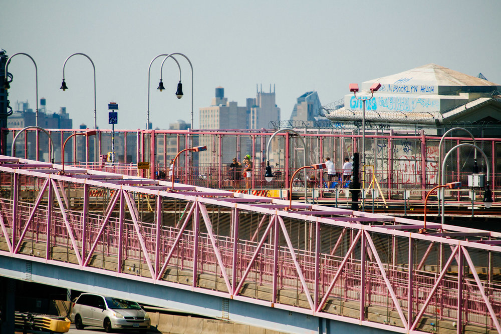 Williamsburg Bridge, Brooklyn