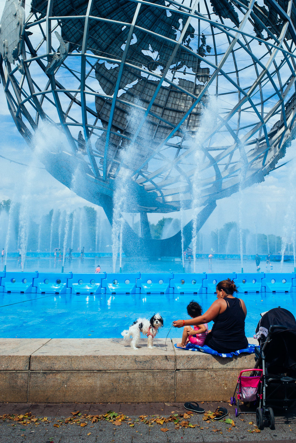 Unisphere, Flushing Meadows Park, Queens