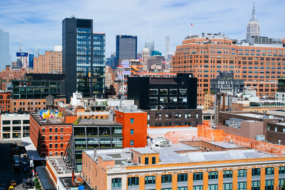 View of Meatpacking District, Manhattan