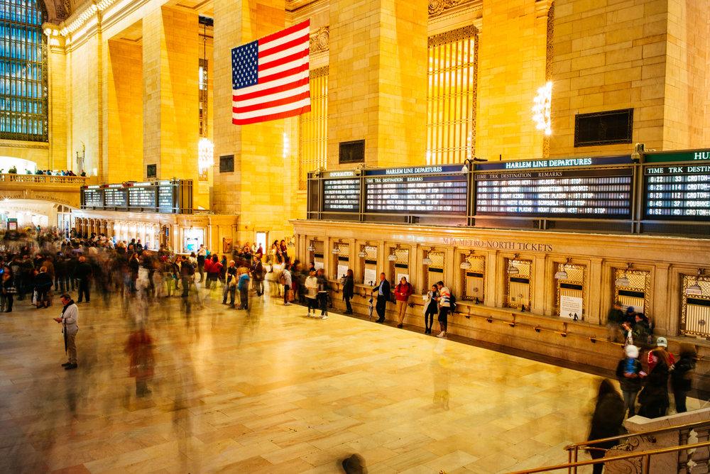 Grand Central, Manhattan