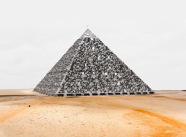 Pyramid living