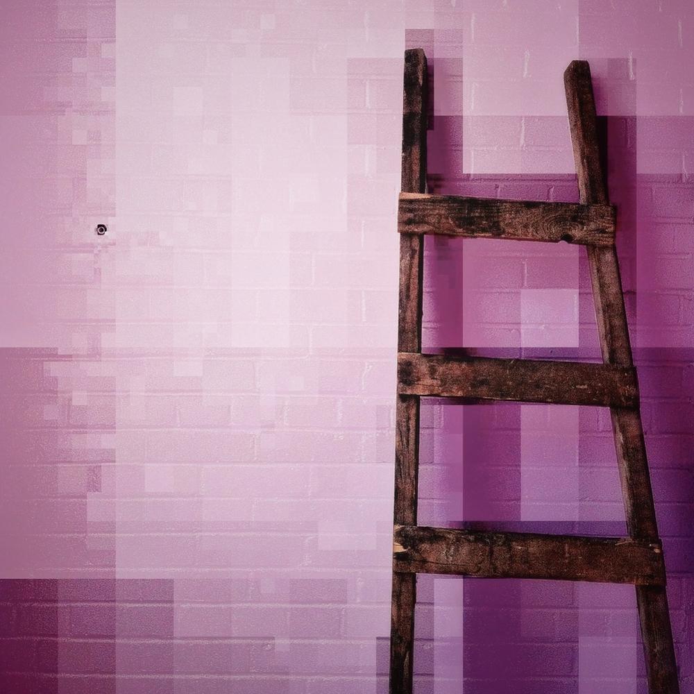 Une histoire d'amour entre une échelle et un trou dans le mur