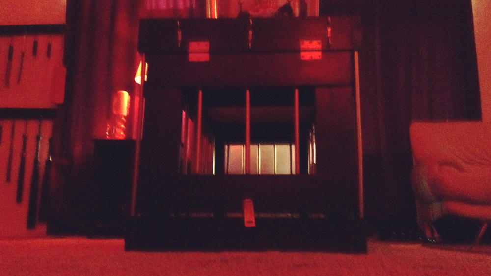 My dungeon furniture includes a St Andrews Cross, Large Cage, Bondage Table, Spanking Horse and Stocks.  Full toilet and shower facility's are available along with clean towels and any thing else you may need.