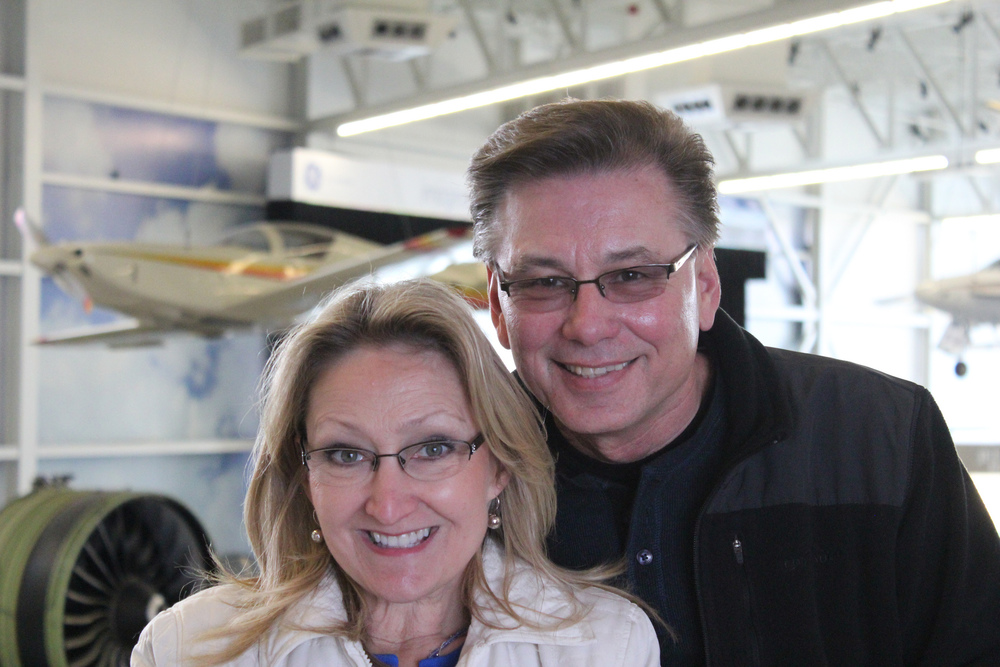 Co-founders / Owners, Lorraine & Gary Mikutel