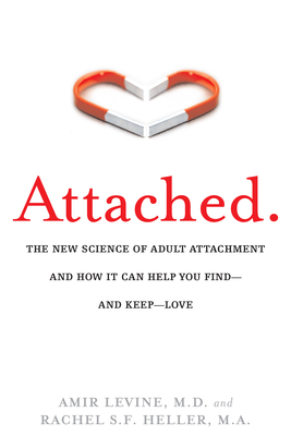 If you're wondering why you seem to end up with the same relationship over and over again that leaves you feeling disconnected and alone, this is a book for you. Learn about the different adult attachment styles and identify which type you and your partner are. Includes strategies to make more positive changes in your current (or future) relationships.