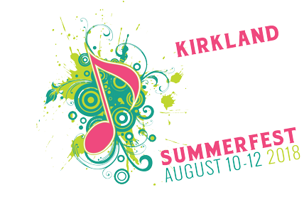 Kirkland Summerfest - August 10-12, 2018  | Chump Change