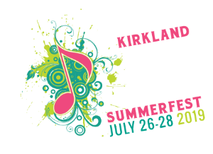 Kirkland Summerfest - July 26-28, 2019  | Chump Change