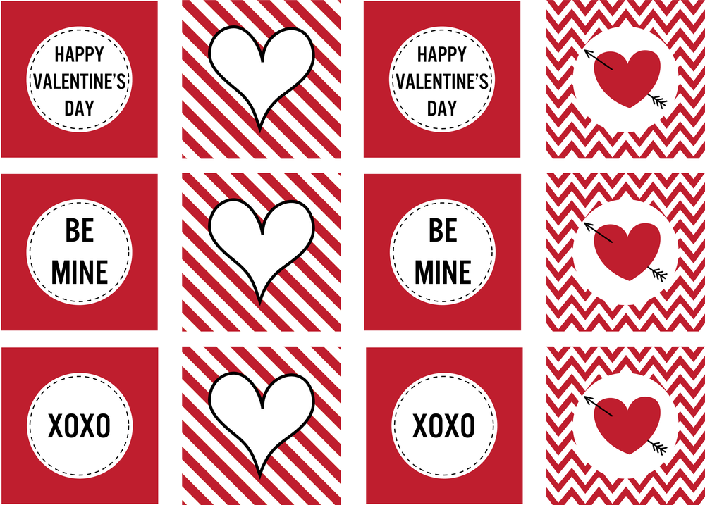 #freeprintables #valentinesday #cupcake toppers #bluealoedesigns  www.etsy.com/shop/bluealoedesigns