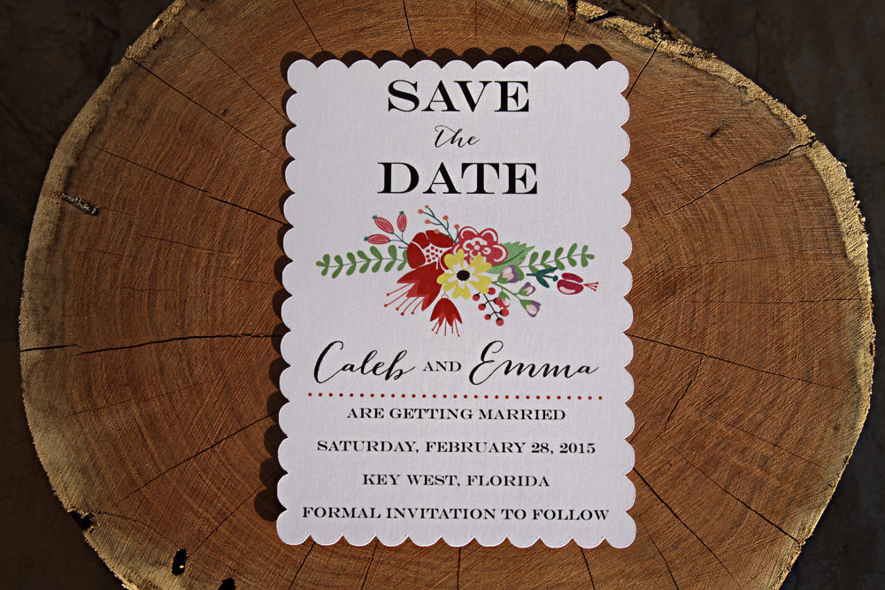 #savethedateinvitation #bluealoedesigns |  www.etsy.com/shop/bluealoedesigns