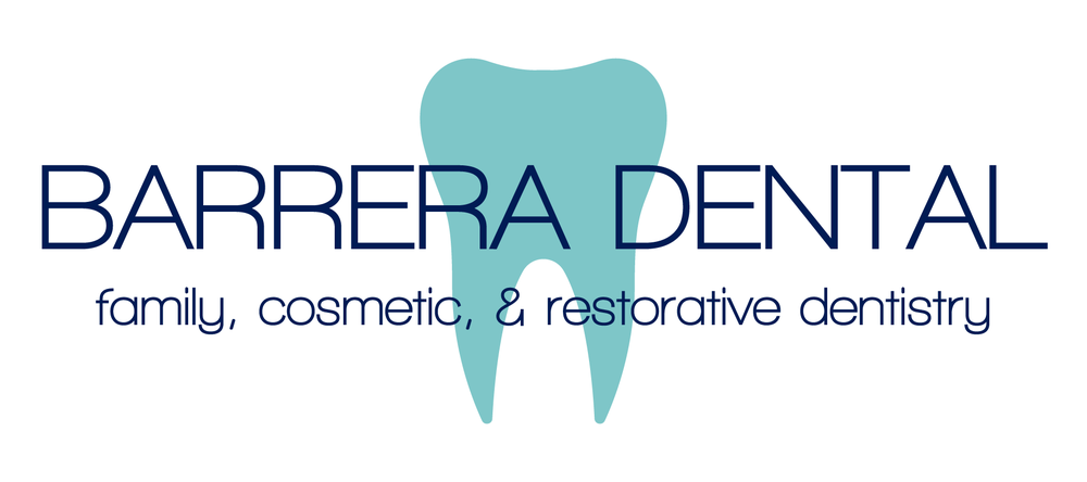 Logo and web design (currently under construction) for Dr. Orlando Barrera, DDS in Corpus Christi, Texas. -