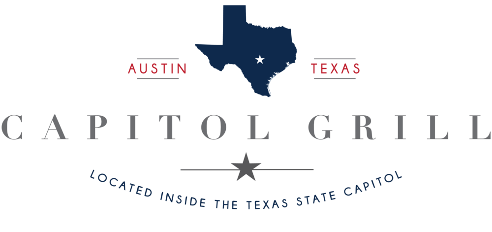 Logo and web design for the Capitol Grill in Austin, Texas -