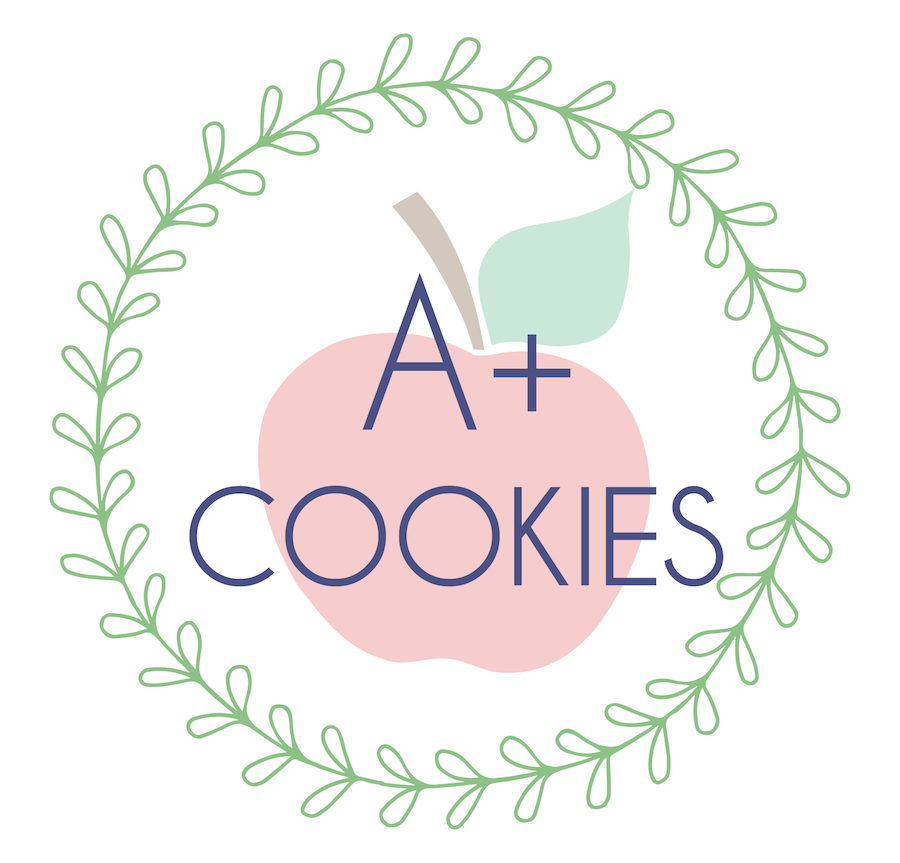 Logo design and branding for a bake shop in Corpus Christi, Texas -