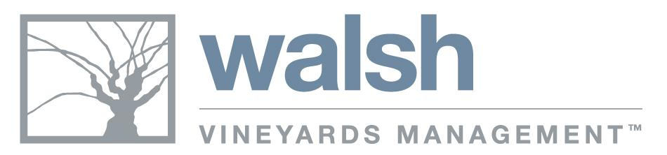 Walsh Vineyards Management