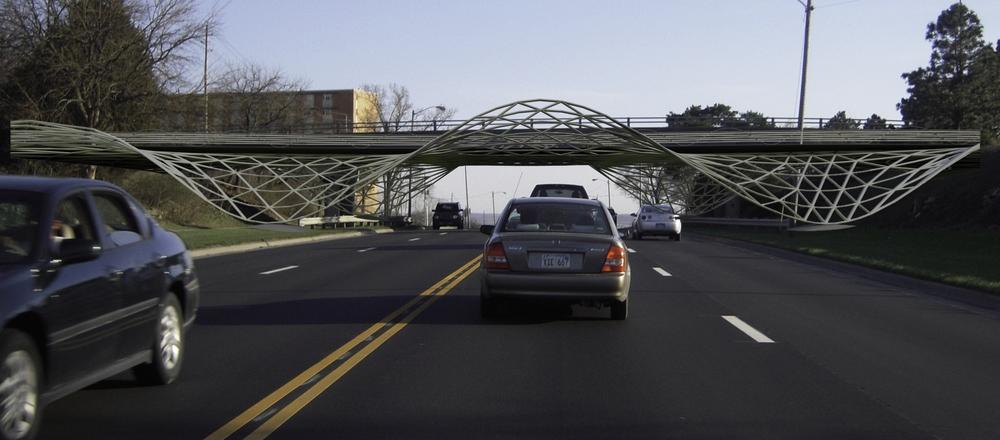 Iowa Street Pedestrian Bridge