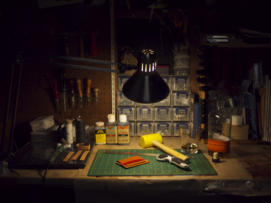 our humble workshop