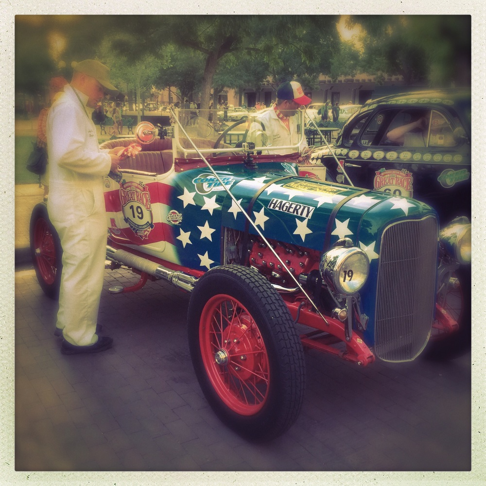 Some patriotic rides for sure!