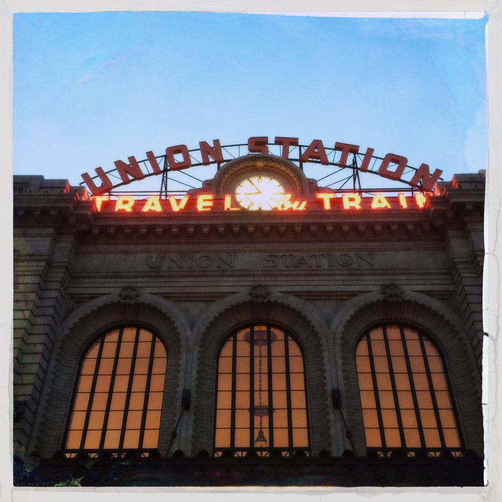 It puts the union station in Los Angeles to shame.