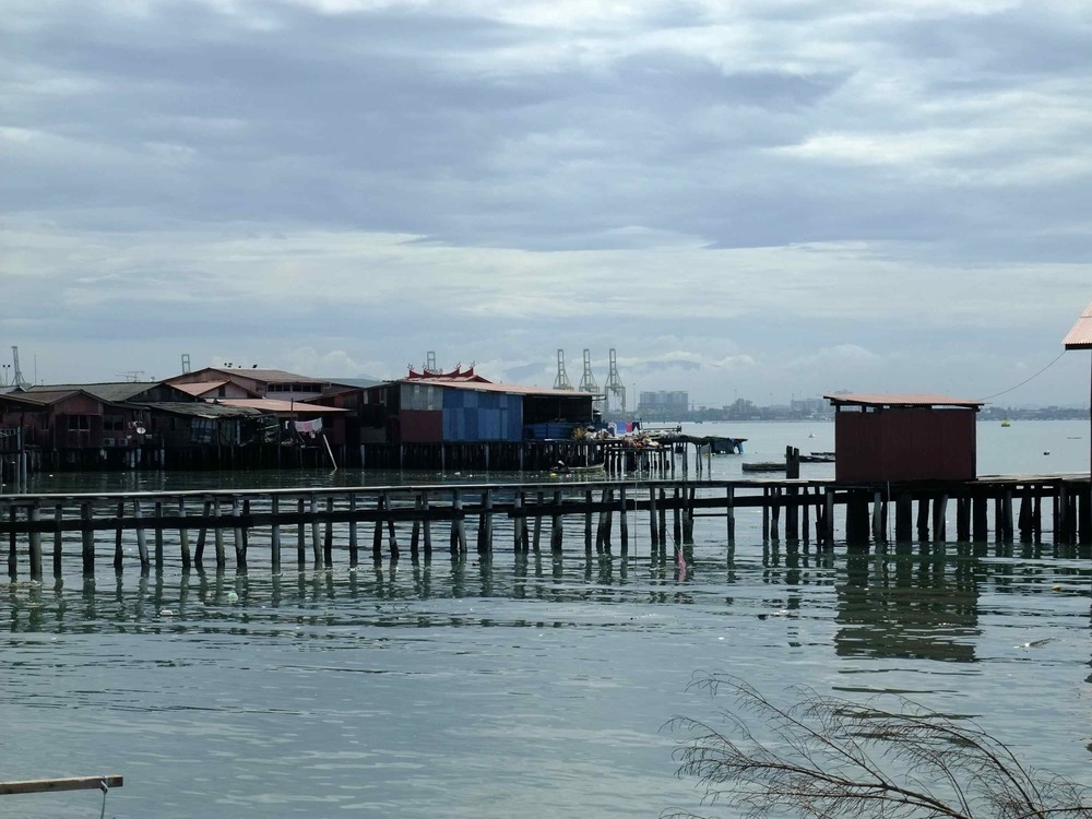 Lee Jetty @ Clan Jetties, Penang