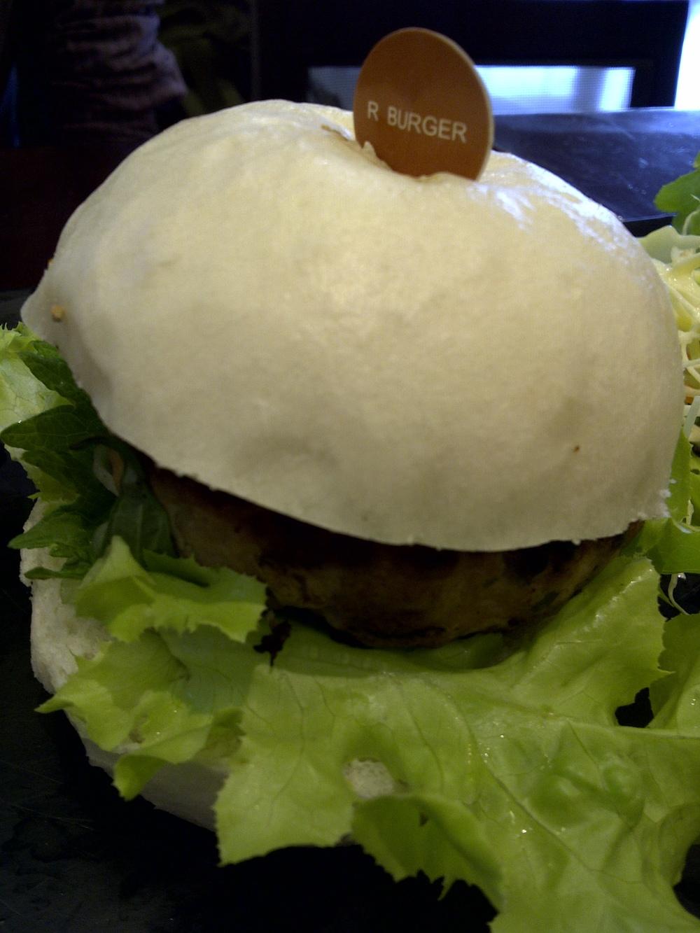 R Burger @ BKK Airport