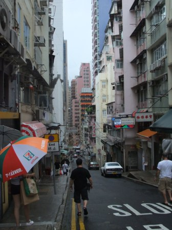 Hong Kong, Our Two-and-a-Half-Days Love Affair