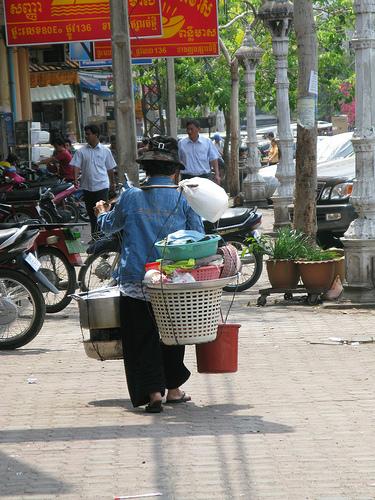 Cambodia's Capital