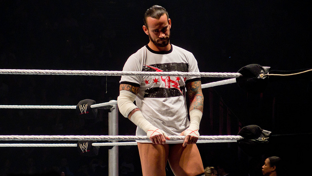 WWE Raw World Tour - London November 2011 via  flickr