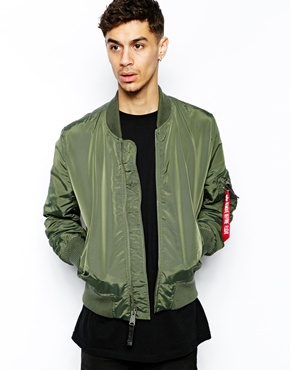 Bomber Jacket from ASOS