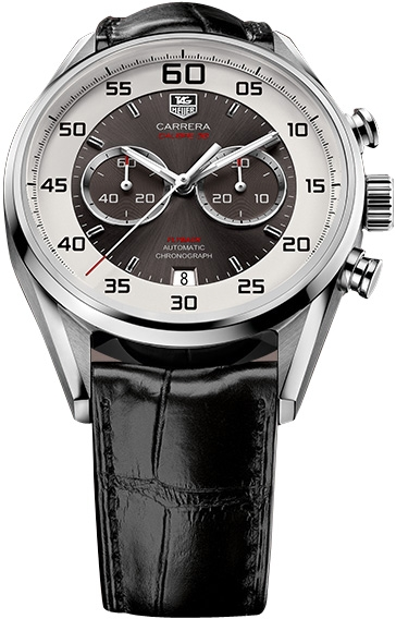 Tag Heuer Carrera calibre 36 flyback watch