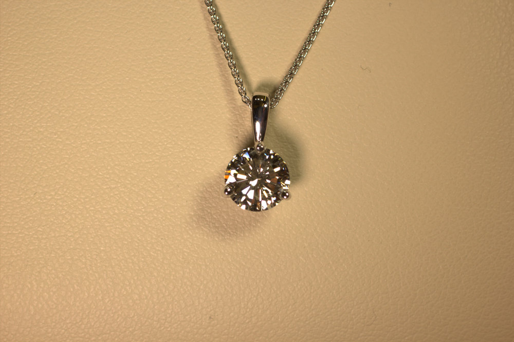 14 carat diamond pendant engagement rings jeweler cleveland aloadofball Image collections