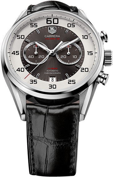 Tag Heuer carrera calibre 36 fly back watch.   $6320